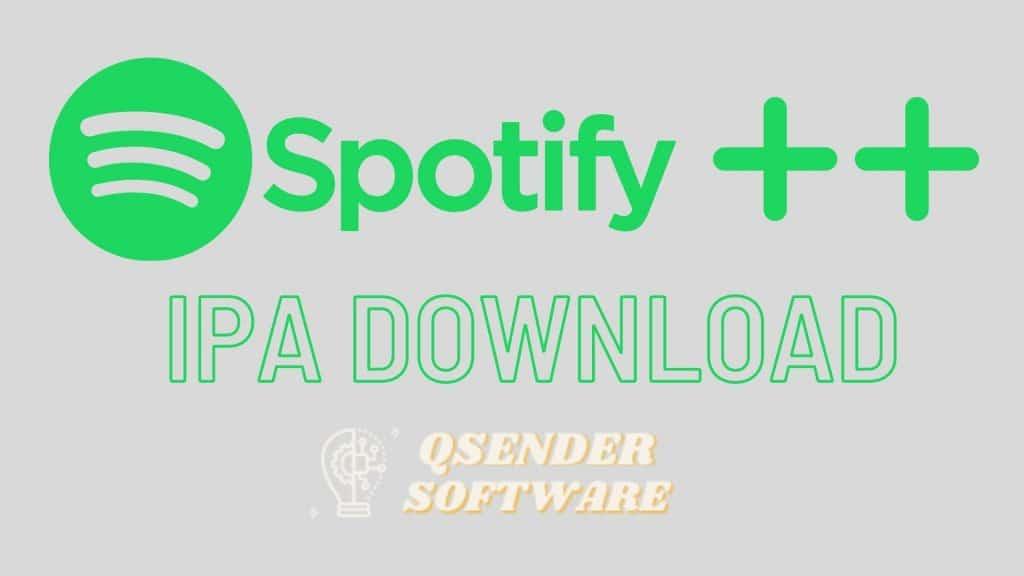Spotify ++ IPA Download